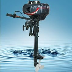 Promotion Hot Selling High Quality Cheap Chinese Hangkai 3.5HP outboard motor boat engine 2 stroke 2pcs 5% off