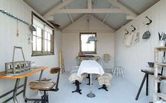Glammed-Up Garden Sheds - Converted Outdoor Sheds Bring New Life to Old Storage (GALLERY)