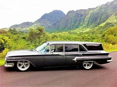 1960 Chevrolet Kingwood Station Wagon Maintenance of old vehicles: the material for new cogs/casters/gears could be cast polyamide which I (Cast polyamide) can produce General Motors, Rat Rods, Volkswagen, Station Wagon Cars, Toyota, Automobile, Gm Car, Pt Cruiser, Ford