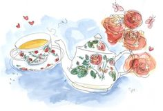 Tea & Roses