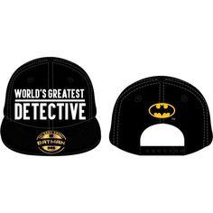 Detective, Batman, Hats, Hat, Hipster Hat