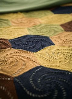 Afghan to crochet with free pattern