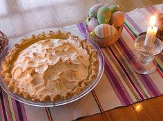 Homemade Lemon Meringue Pie Recipe