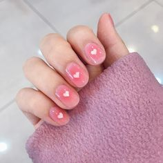 In search for some nail designs and ideas for your nails? Listed here is our set of must-try coffin acrylic nails for stylish women. Cute Nail Art, Cute Acrylic Nails, Cute Nails, Pretty Nails, Easy Nails, Simple Nails, Pink Nails, Gel Nails, Glitter Nails