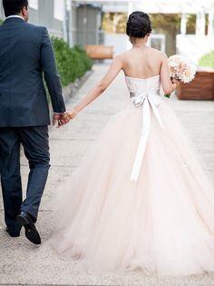 zwiewna suknia ślubna wiele warstw tiul - Szukaj w Google