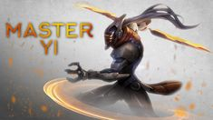 Video Game League Of Legends  Master Yi Wallpaper