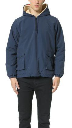 WAIT Oyster Jacket