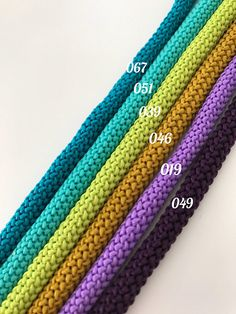 6mm Macrame cord, macrame rope, macrame supplies, macrame string, chunky yarn, yarn for macrame, Macrame projects, macrame yarn, cotton rope Macrame cord mustard, mint , green -polyester rope is used for knitting, crocheting,Macrame projects. Make your home cozy with baskets, Macrame curtains, rugs, carpets, tablemats, flower pots and other home decor accessories by making these items by yourself from rope cord. From crochet rope you can also make a bag or a purse for you, your mother or…