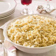 In this German-inspired spaetzle recipe, whole-grain mustard adds zesty flavor to these homemade egg noodles.