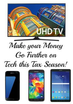 Make your money go further this Tax Season with these awesome Samsung Deals at Walmart! #SamsungAtWalmart #ad #IC