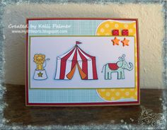 My Little Orts by pinkpigg33: Life's A Circus - June Diner's Kit!