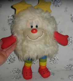 Rainbow Brite Sprite Doll Mattel 1983 by PizzaAddict on Etsy, $7.99