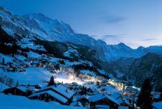 Swiss Alps Ski Tour   Cross Country Skiing Switzerland