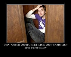Doctor Who Funny | Doctor Who Lol Narnia David Tennant - funny puns and jokes #16 ...
