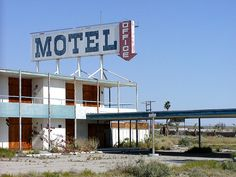 Salton Sea Motel March 2005 By Chynna67