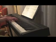 Philip Glass: Etude No. 16 - YouTube.  Love this and love Aaron Diehl's re diction of this music.