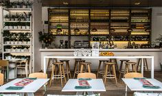 LATERAL History LATERAL appeared on the Madrid culinary scene in 1997 with the opening of its first location. Since then, it has established itself as …