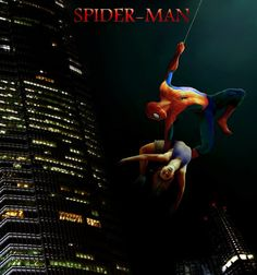SpiderMan Just In Time promo by JayNiemeyer on Etsy, $0.20