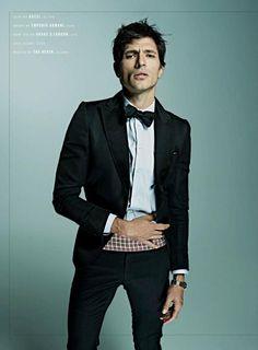 Andrés Velencoso Segura by Rick Guest for ES Magazine