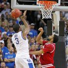 Terence Jones is the man!  UK gets revenge on Indiana  March 23, 2012