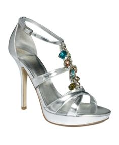 Ivanka Trump Shoes, Anabella Evening Sandals Women's Shoes