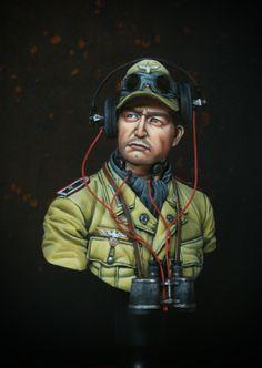 German DAK Panzer by yong min kim · Putty&Paint