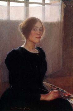 Elin Danielson Finnish artist...September 3, 1861 November -December 31, 1919