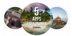 Las mejores APPS para la experiencia de vuelo de Drones