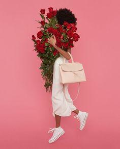 Unusual bag Mansur Gavriel Famous bags from New York brand Mansur Gavriel — the…: