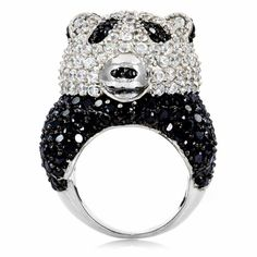 Po's Panda Cocktail Ring