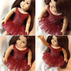 d5d4c7a62f4 38 Best American Girl Doll Dance Costumes images in 2019