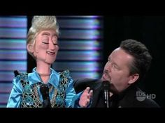 2-28-11 Terry Fator Performs Hilarious Ventriloquist Act with Elvis Presley Live! on Lopez Tonight