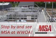 Join Us at the Wisconsin Wastewater Operators' Association Conference // We're hosting three technical sessions throughout the week. Visit our blog to read more about the topics we're going to be covering!