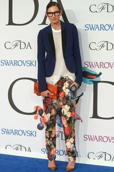 CFDA Fashion Awards | June 2 2014 | Jenna Lyons