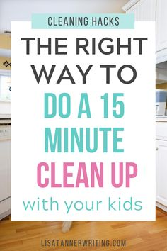 Practical Parenting, Parenting Advice, Kids And Parenting, Cleaning Checklist, House Cleaning Tips, Cleaning Hacks, Behavior And Discipline, Kids Behavior, How To Focus Better