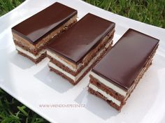 Slovak Recipes, Cheesecakes, Sweet Recipes, Yummy Treats, Tiramisu, Deserts, Food And Drink, Cupcakes, Tasty