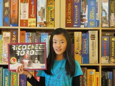 Ricochet robots board game review I Books with Nicole