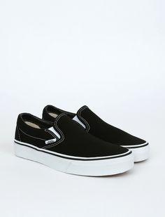 Vans Classic Slip-On - Black