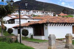 Una Antología de Aventuras: Guatavita, un pueblo de aires españoles