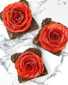 Strawberry rose : comment faire une strawberry rose ? - Elle à Table