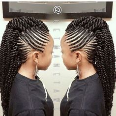 Here are the top 10 braids on fleek from Instagram.