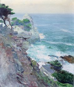 Out To Sea - Guy Rose