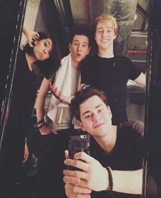 Christina Grimmie and Before You Exit
