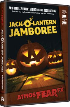 delight your trick or treaters with jack o lantern jamboree featuring a trio of singing wise cracking pumpkins this whimsical family friendly digital