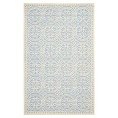 joss and main | cathay rug, light blue