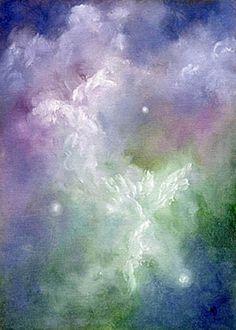 ANGEL Art Print Angels Wall Decor Home Decor by MarinaPetroFineArt https://www.etsy.com/listing/233637969/angel-art-print-angels-wall-decor-home?ref=shop_home_active_1