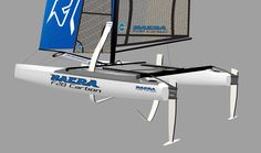 Nacra F20 Carbon FCS - Nacra Sailing - Worlds best catamarans