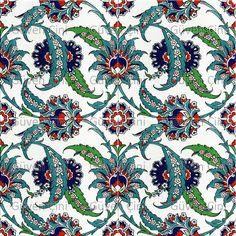 Kashmiri Shawls, Turkish Art, Panel Art, Mosaic Patterns, Art Object, Loom Beading, Porcelain Tile, Islamic Art, Ceramics