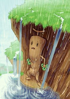 The Power of Gastrodon, chubbysharks: Sudowoodo, how did you get into...
