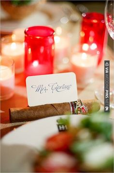 clever place cards   CHECK OUT MORE IDEAS AT WEDDINGPINS.NET   #weddings #weddingseating #weddingdecoration